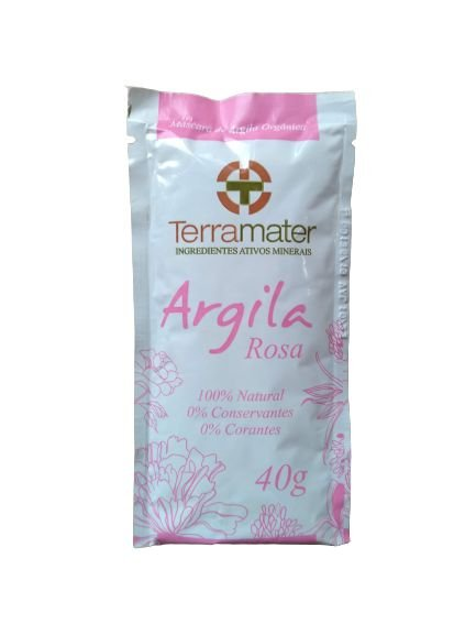 Argila Rosa - Terramater -40g