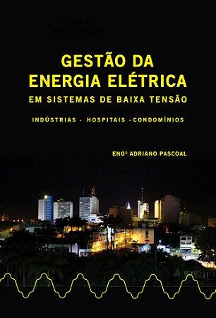 Livro Gestão da Energia Elétrica com envio para Africa