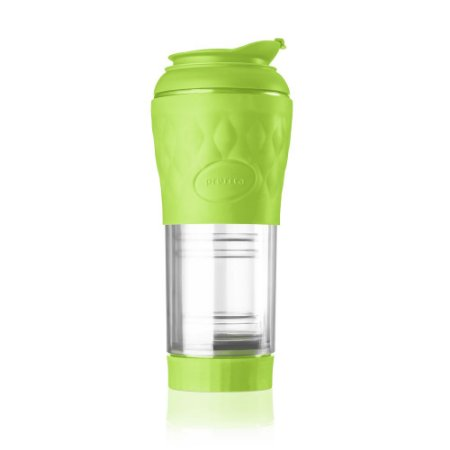 Cafeteira Portátil Pressca Verde 350 ML