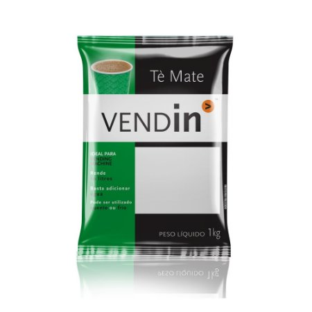 Chá Mate Solúvel Vendin DaVinci 1 Kg