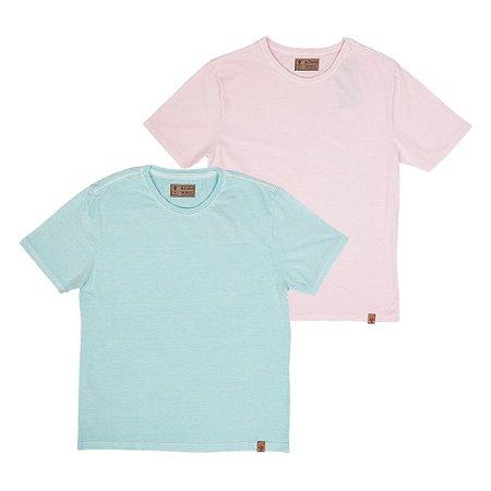 Kit 2 Camisetas Masculinas, Baltimore