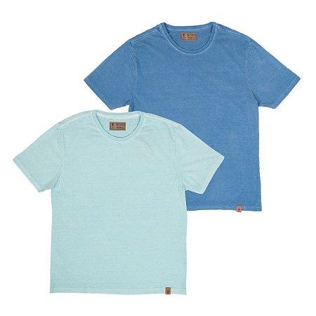 Kit 2 Camisetas Masculinas, Maragogi