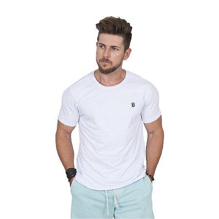Camiseta Masculina Branca