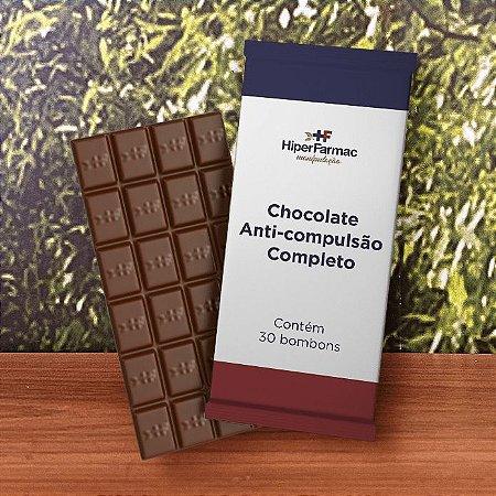 Chocolate anti-compulsão - Saffrin + Griffonia