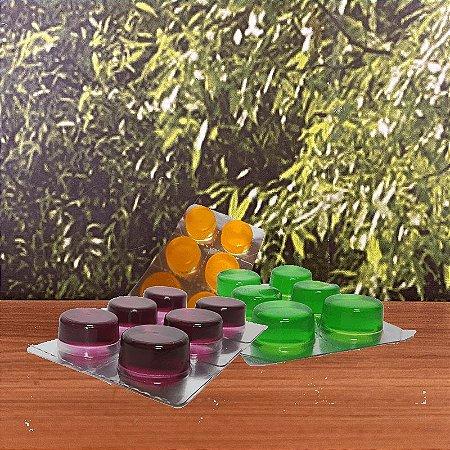 Gomas para Crianças ansiosas - 30 gomas