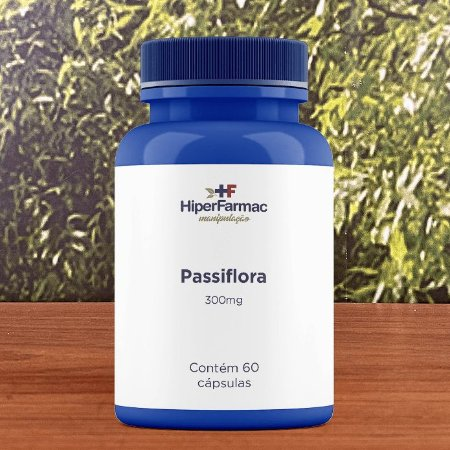Passiflora - 300mg