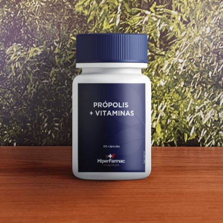 Própolis + Vitaminas