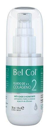 Bel Col 2 - fluido de colágeno - 20 ml