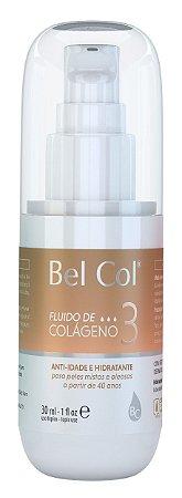 Bel Col 3 - fluido de colágeno - 20 ml