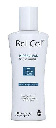 Hidraclean - leite de limpeza - 140 ml