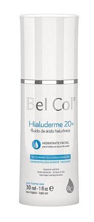 Hialuderme 20+ Fluido de ácido hialurônico - 30 ml