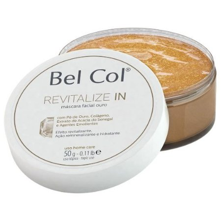 Revitalize IN - máscara ouro - 50 g