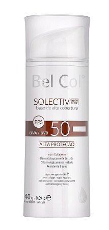 Solectiv High Blur FPS 50 Bege - base de alta cobertura - 40 g