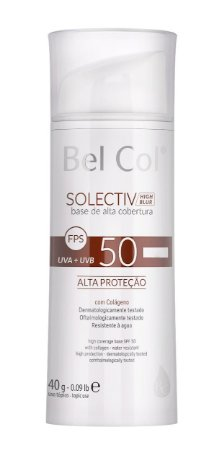 Solectiv High Blur FPS 50 Canela - base de alta cobertura - 40 g
