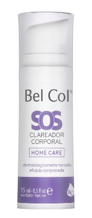 SOS Clareador Corporal Home Care - 15ml
