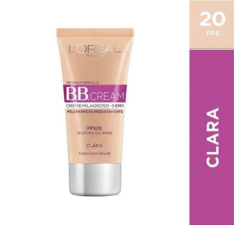 BB Cream Dermo Expertise Base Clara 30ml, L'Oréal Paris