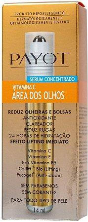 Payot Serum Vitamina C Olhos 14ml