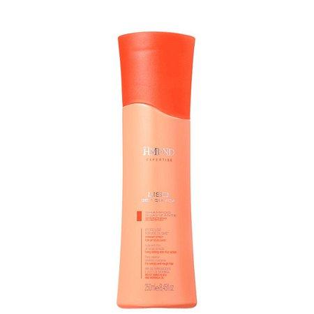Shampoo Suavizante Liso Sem Química Amend - 250ml
