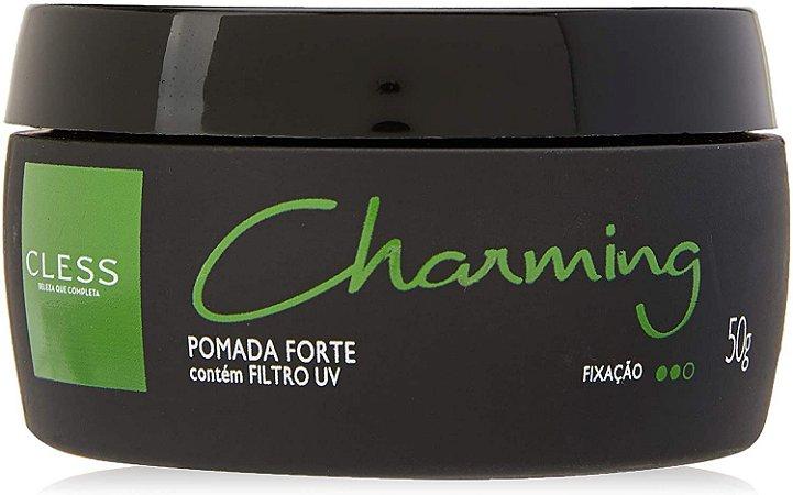 Charming Pomada Forte Efeito Matte 50g