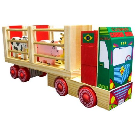 Caminhão Fazendinha Carimbrás
