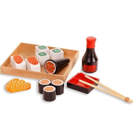 Kit Sushi Newart de Madeira