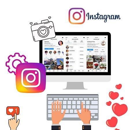 Gerenciamento de Postagens para Instagram