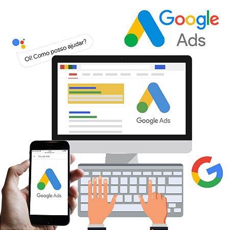 Criação de Campanha Google Ads