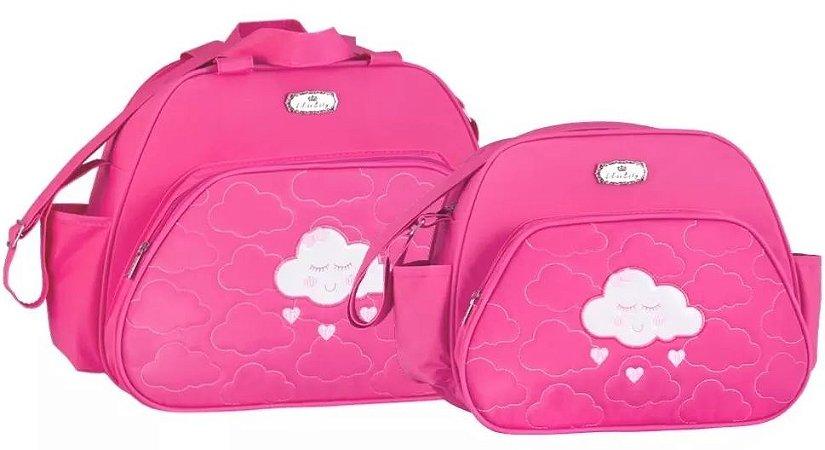 Kit Maternidade Nuvem | Cor: Pink