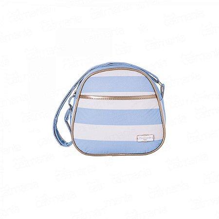 Frasqueira Térmica Maternidade Harmonia | Cor: Azul