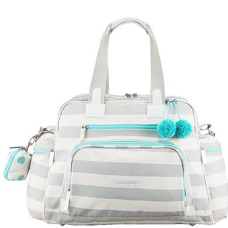Bolsa Maternidade Everyday Masterbag Candy Colors | Cor: Ice Menta