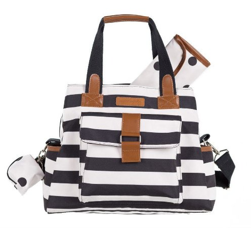 Bolsa Maternidade Masterbag Baby Kate Brooklyn | Cor: Brooklyn