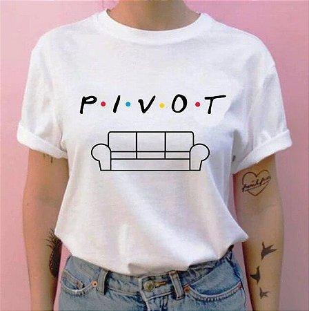 Camiseta Friends Pivot