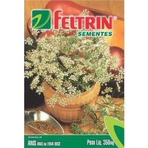 Semente anis ou erva doce - Feltrin - 20 unidades