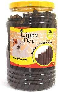 Bifinho palito frango 2,1kg - Lippy Dog