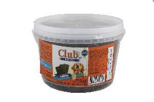 Bifinho frango adulto 1kg - Club Pet Doogs