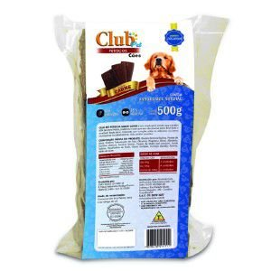 Bifinho carne adulto 500g - Club Pet Doogs