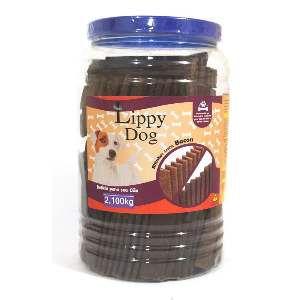 Bifinho barra bacon 2,1kg - Lippy Dog