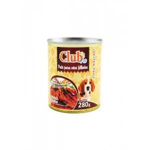 Patê Premium Raças Pequenas - Club Pet - 280 g - c/ 12 un
