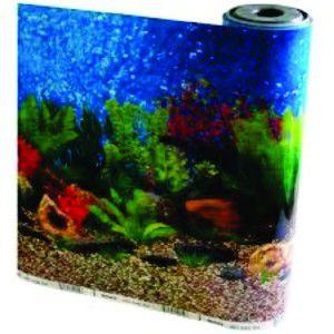 Painel dupla face mar para aquarios rolo - GPD - 40cm