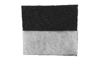 Refil para filtro F150 - GPD - com 2 unidades - 25x16cm
