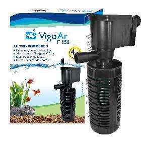Filtro submerso turbo clear F150 220V - GPD - 18x8x8cm