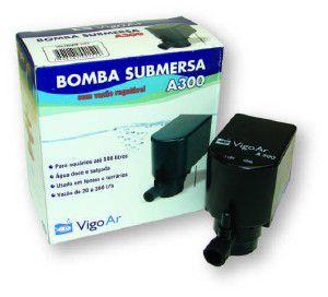 Bomba submersa turbo flex A300 110V - GPD - 10x10x5cm
