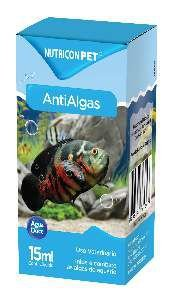 Antialgas para aquarios 15ml - Nutricon