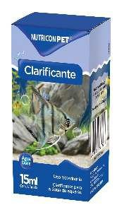 Clarificante para aquarios 15ml - Nutricon