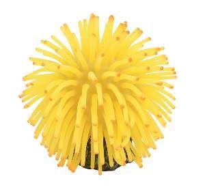 Enfeite soft coral ourico G - GPD - 9x8x8cm