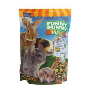 Ração Funny Bunny Blend - Supra - 500 g