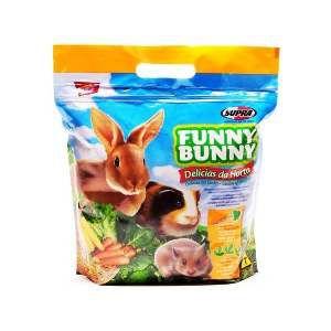 Ração Funny Bunny Delícias da Horta - Supra - 500 g