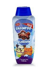 Shampoo clareador 700ml - Cat Dog