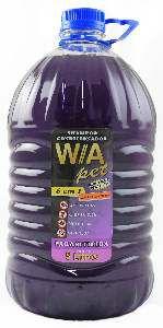 Shampoo e Condicionador 6 em 1 para Cães e Gatos - W/A Pet - 5 L
