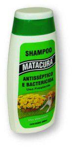 Shampoo Antisséptico e Bactericida - Matacura - 200 ml